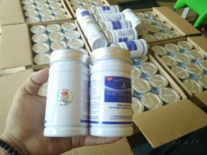 Obat Pelangsing Herbal Alami Pin Bb 2276F0B0
