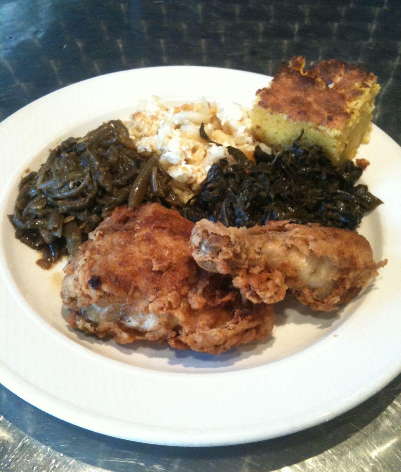 Richard Elliot\'s Blog: Restaurant Review: The King\'s Kitchen ...