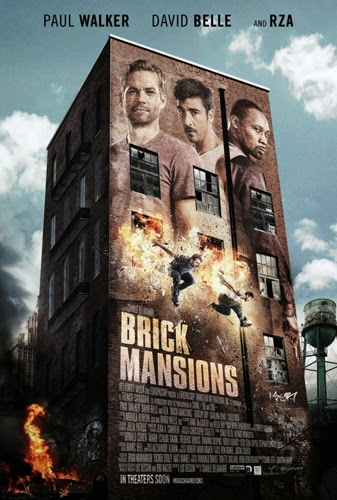 Film Brick Mansions 2014 di Bioskop