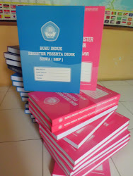 Buku Administrasi Sekolah