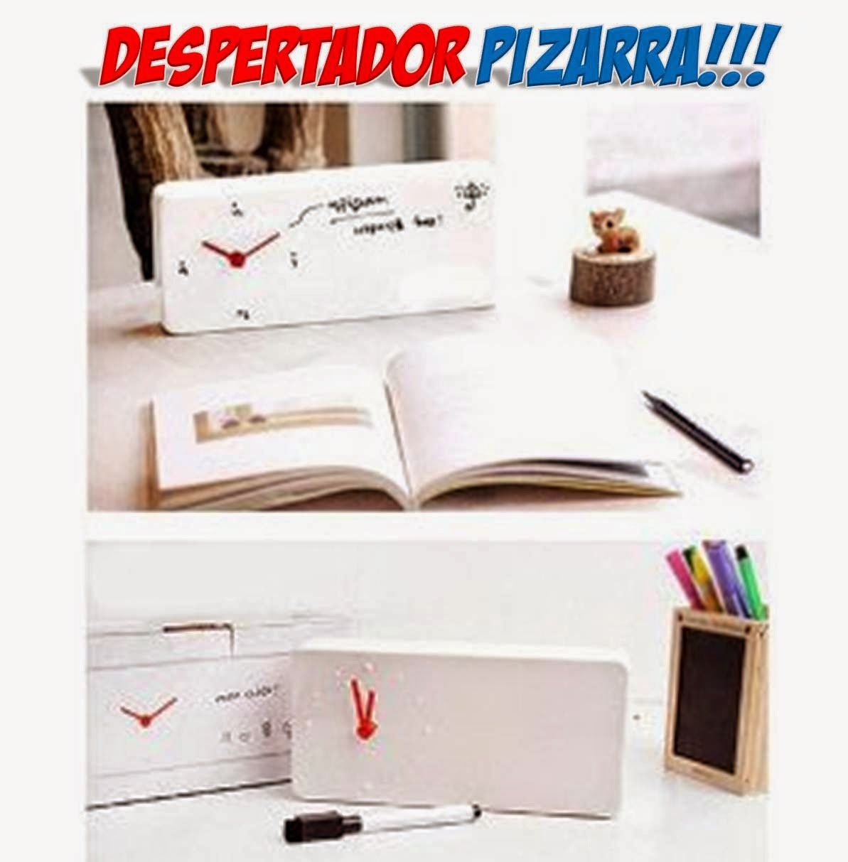Despertadores originales