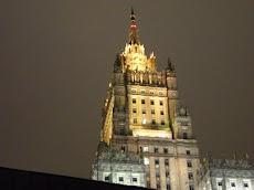 quattro giorni al gelo di Mosca