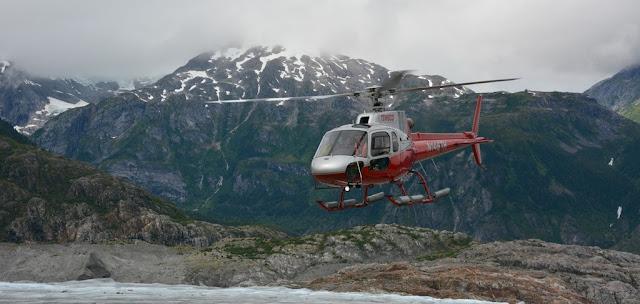 Temsco Helicopter Glacier Tour