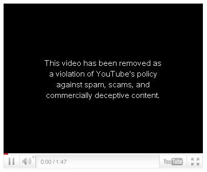 Video seks... jangan marahkan YouTube!