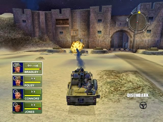 Conflict Desert Storm 1 Game Free Download Full Version
