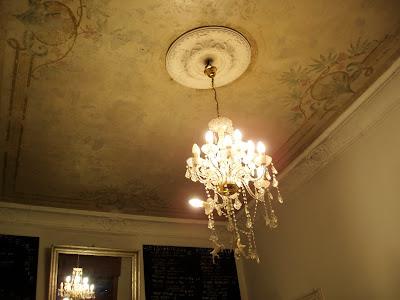 Frauelein Dickes interior ceiling chandelier