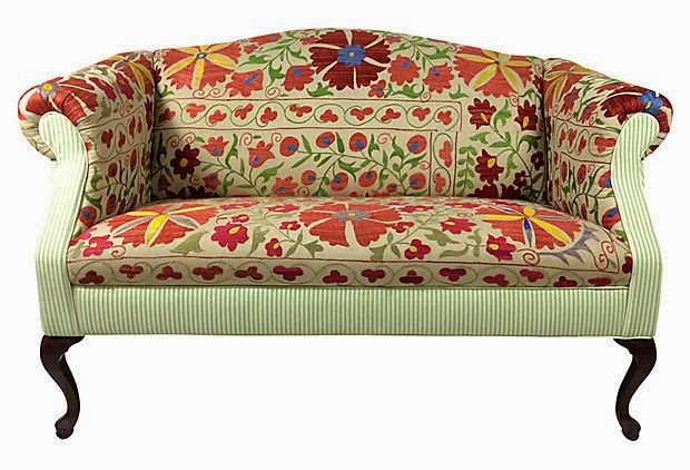 The Camelback Sofa Can Look Fresh And Modern With All The Exciting New  Fabrics And Colors To Choose From.