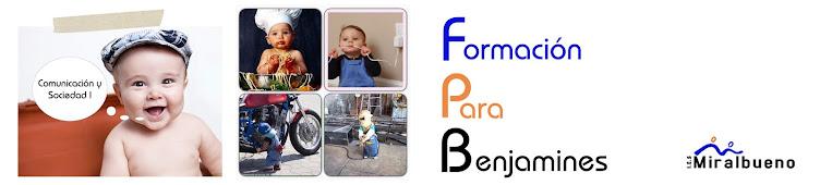 Formación Para Benjamines