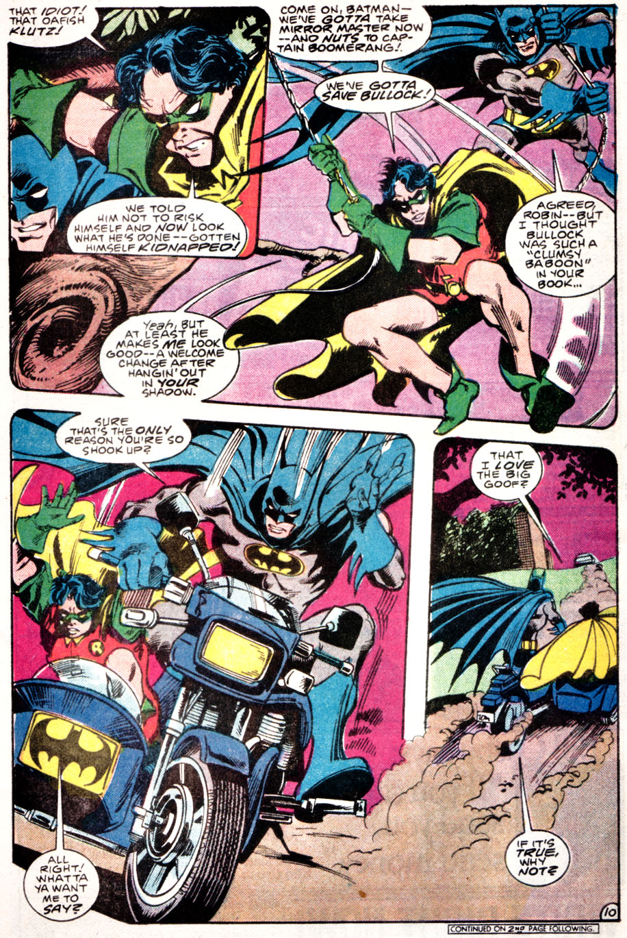 Detective Comics (1937) Issue #555 Page 11