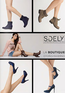 Catalogo digital Sdely  zapatos otoño invierno 2015