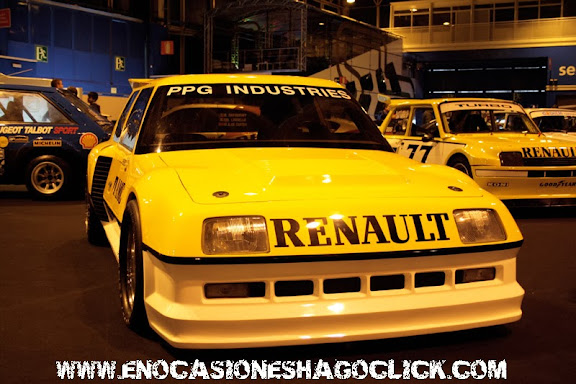 Renault 5 Turbo Safety Car Indy