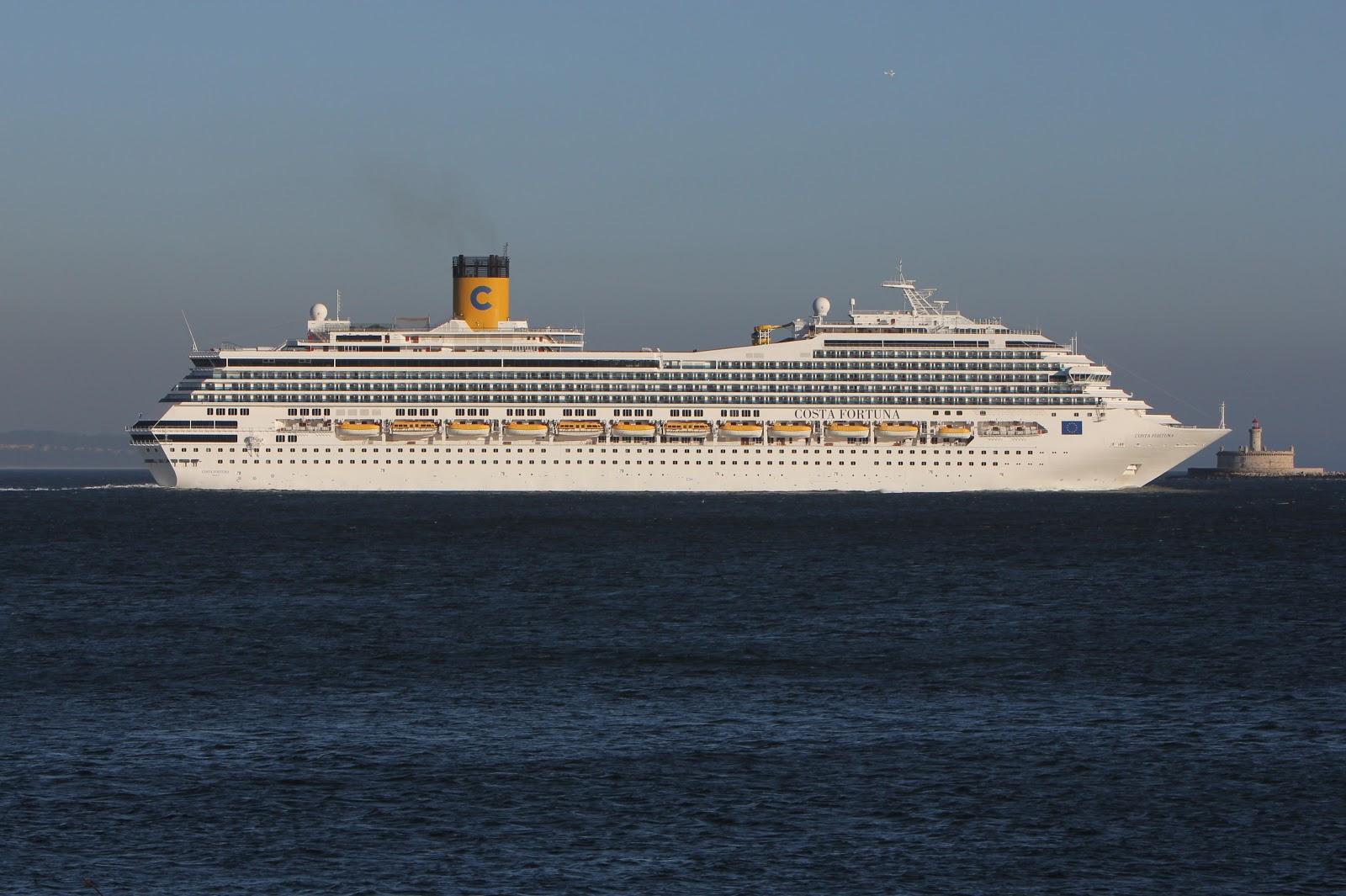 Ships Photo Gallery COSTA FORTUNA - Costa Cruise