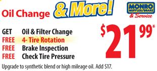 Save Money on Oil Change Deals 2