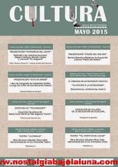 AGENDA CULTURAL ARCOS MAYO 2015