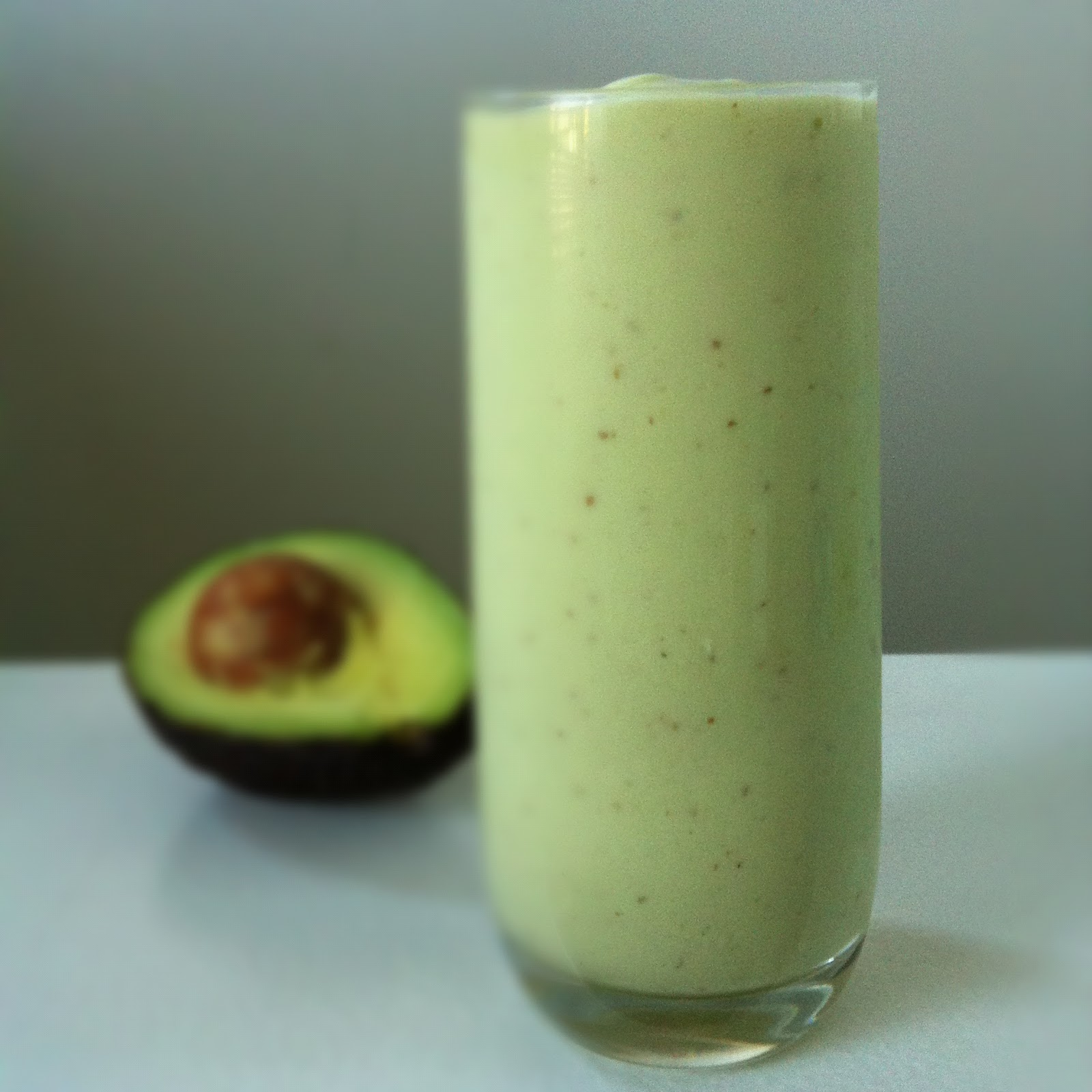Healthy Avocado Smoothie Recipe ~ Eating With Kirby