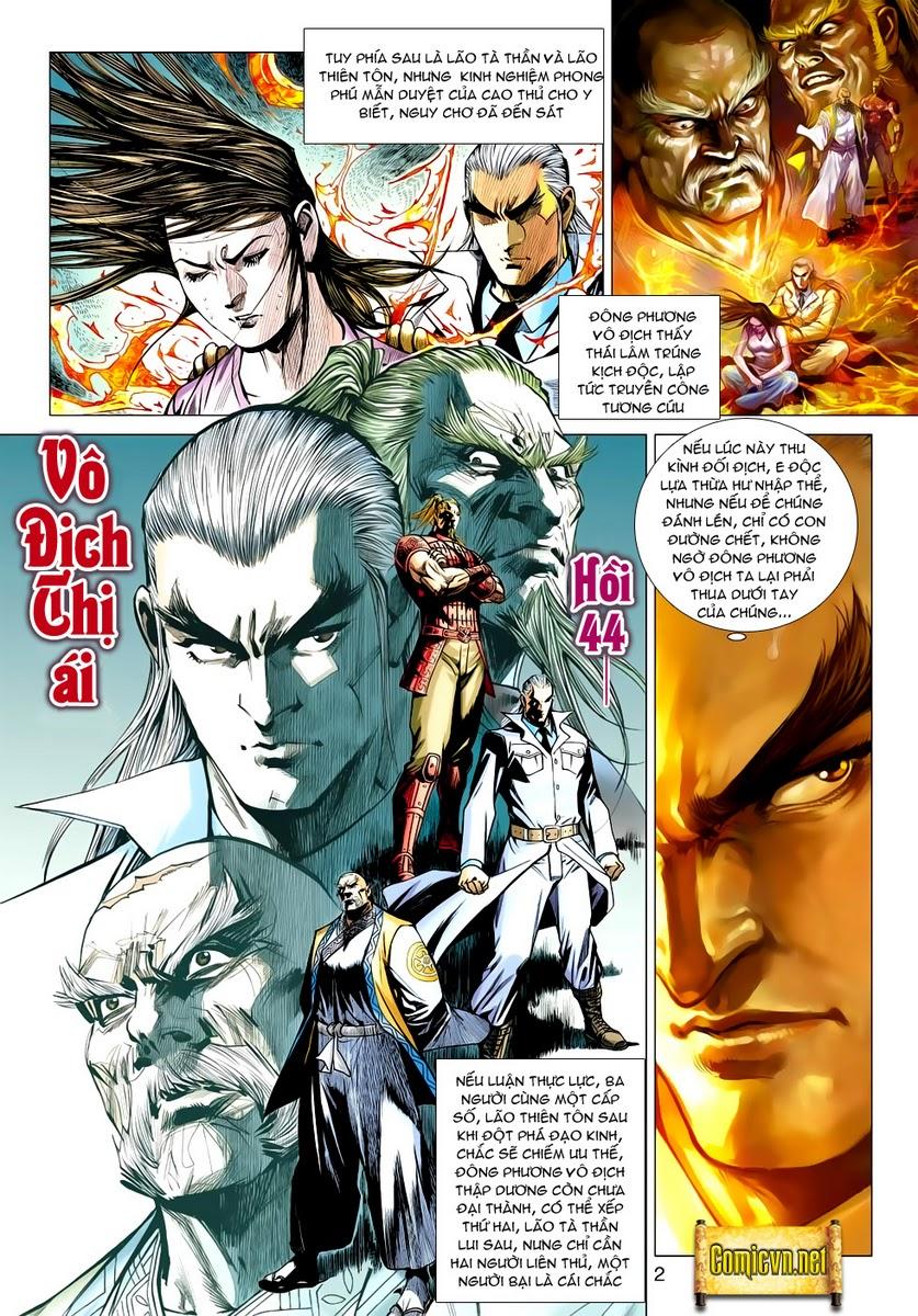 Vương Phong Lôi 2 Chapter 44 - Trang 2