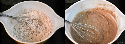 how to make multi grain cupcake