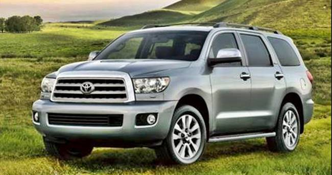 2017 toyota sequoia platinum limited edition toyota. Black Bedroom Furniture Sets. Home Design Ideas
