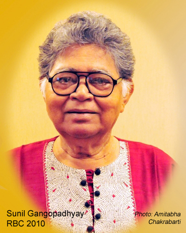 Sunil Gangopadhyay : Well-known Indian author