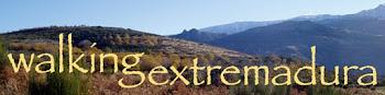 Web de senderismo en Extremadura