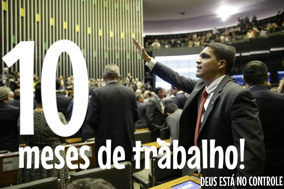 10 MESES DE MANDATO