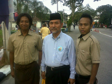 Bersama Bekas Mufti Johor~