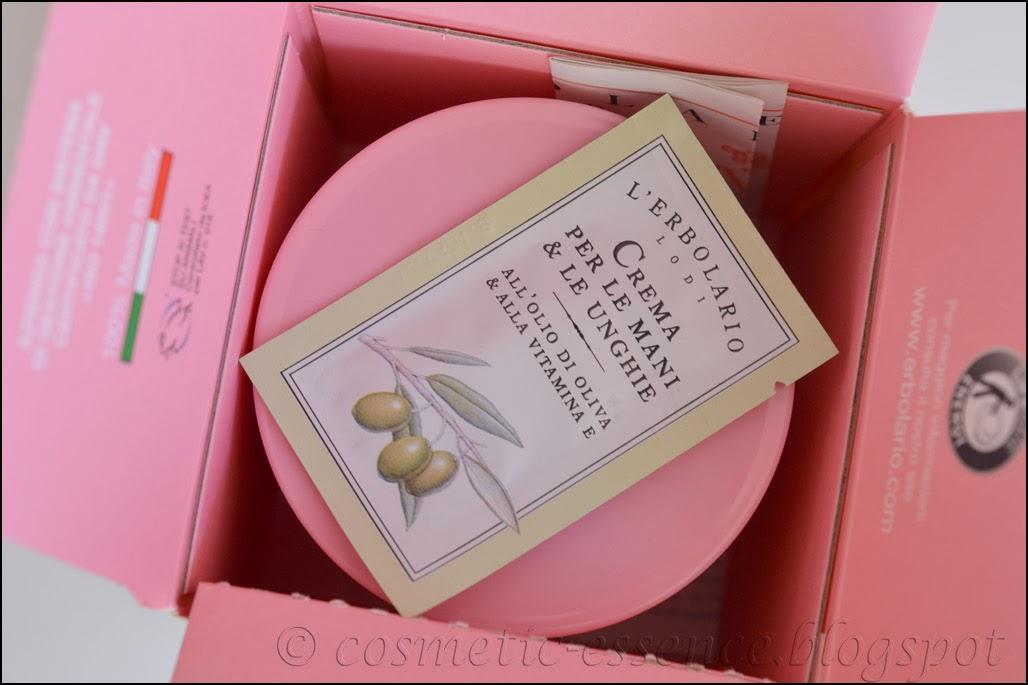 L'Erbolario 3 Rosa Body Cream
