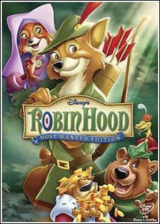 Robin Hood Edição De 40 Anos Dublado