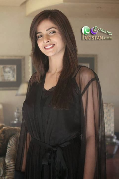 Saba Qamar Latest Sizzling Pictures 2014