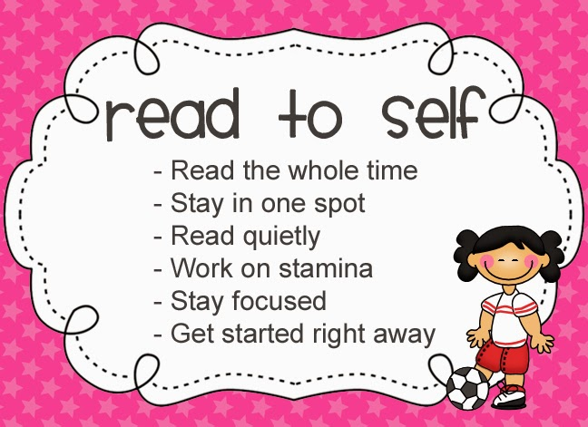 Daily 5 read to self