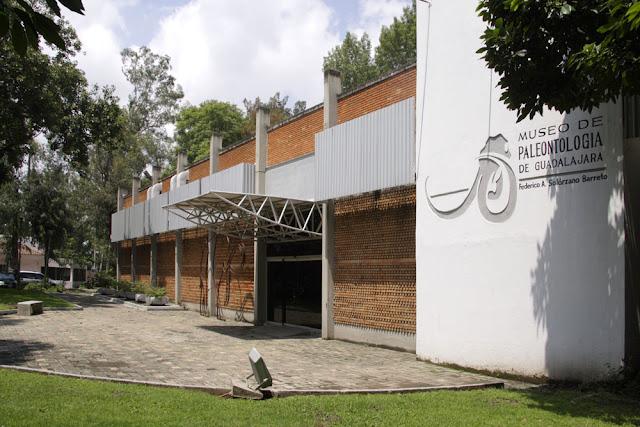 Museo Paleontología, Guadalajara, Jalisco