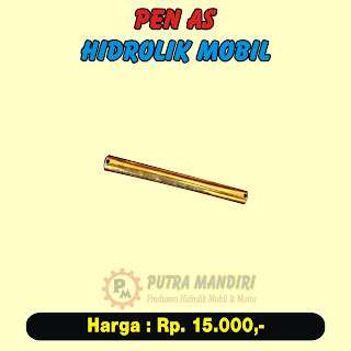 PEN AS HIDROLIK MOBIL