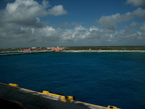 Land Ho! Costa Maya