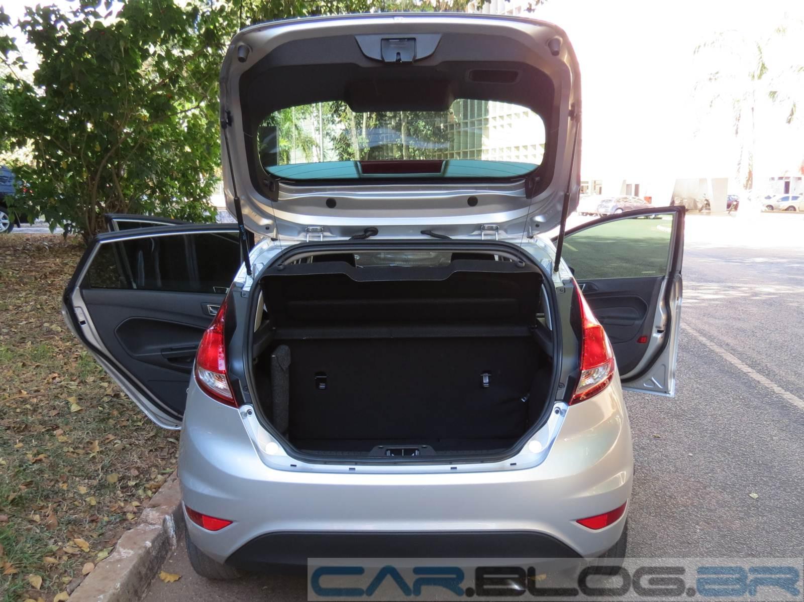 Carros Ford Fiesta 2014 Ford Fiesta Hatch 2014 se