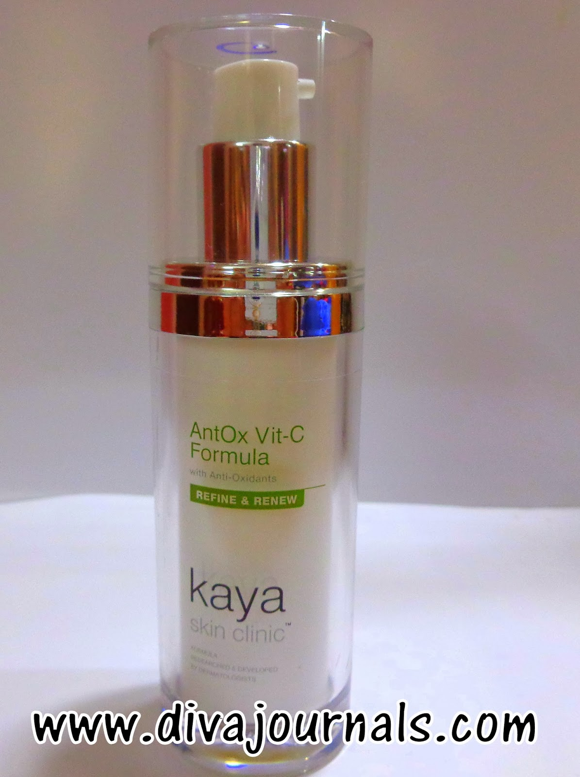 Kaya Antox Vitamin C Formula Review