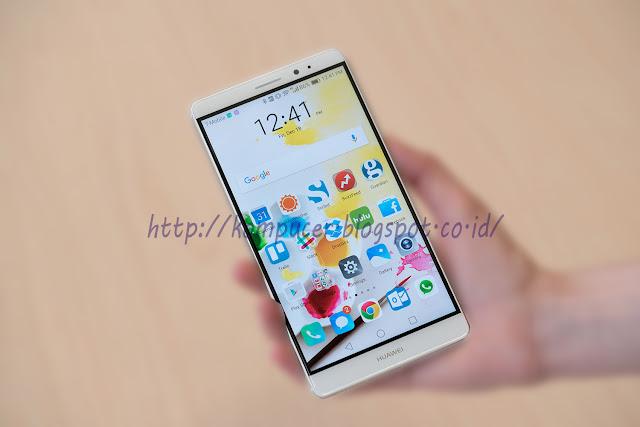 Spesifikasi dan Harga Huawei Mate 8, Phablet 6 Inchi RAM 4GB Desain Mewah