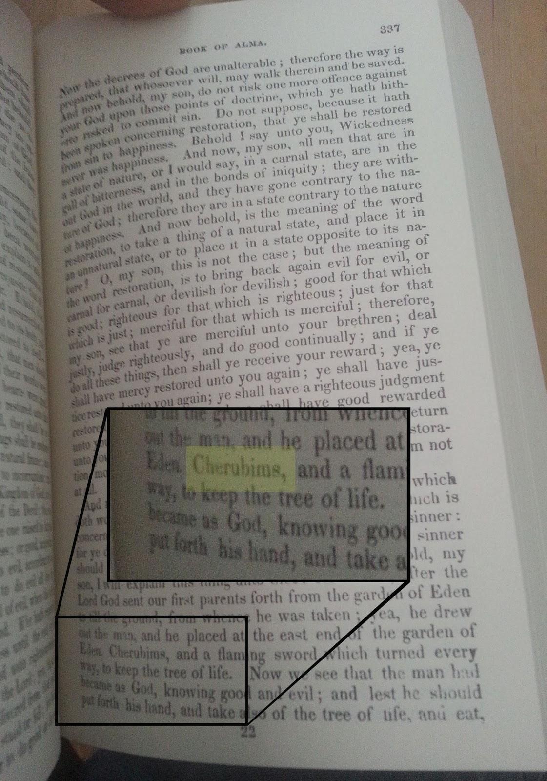 Libres de Fe (Manipulada): Problemas del Libro de Mormón - Cuarta Parte