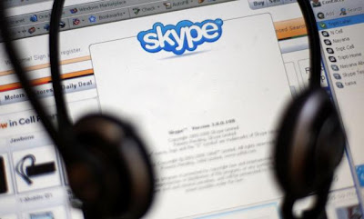 Blogger Skype Contact Eklentisi