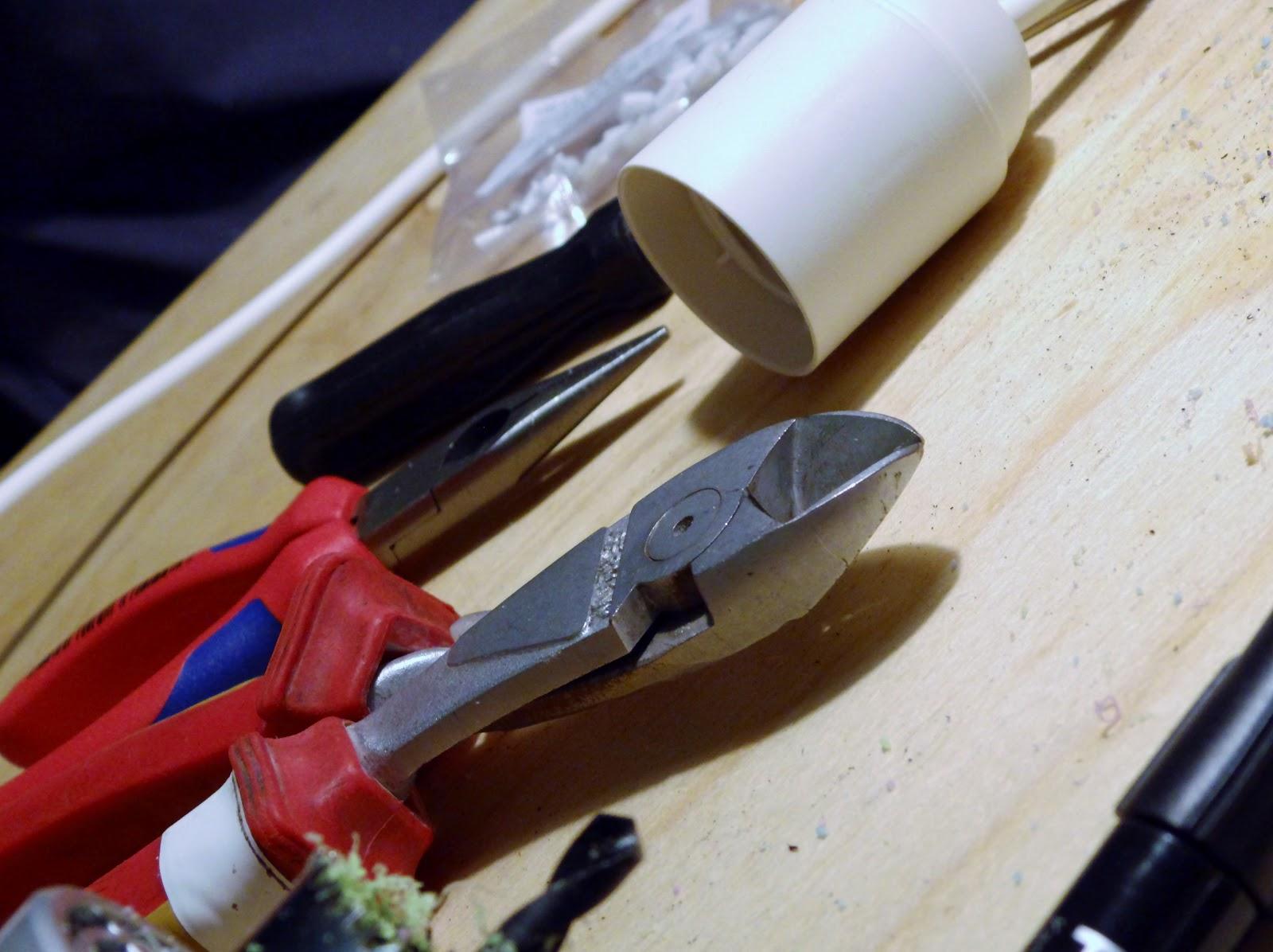 Ladyfrogs Nähkram: DIY - Ikea Lampe