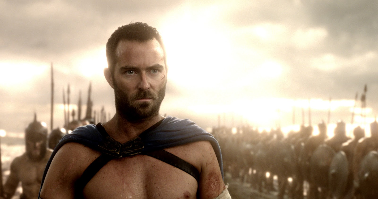 300: Rise of an Empire Sullivan Stapleton as Themistokles ZOOM