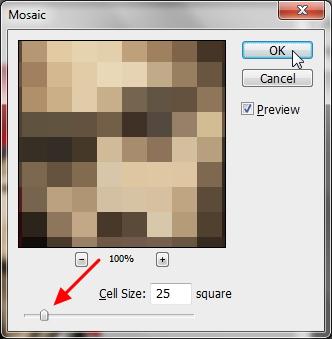 Cara Sensor Foto dengan Photoshop