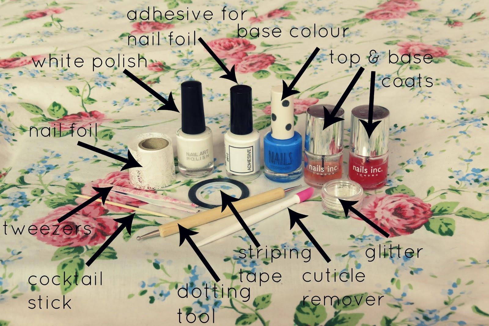 Professional Nail Art Kits Uk Papillon Day Spa