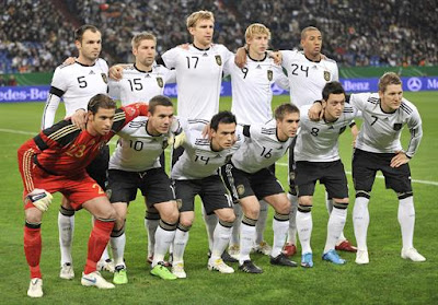 Germany Team