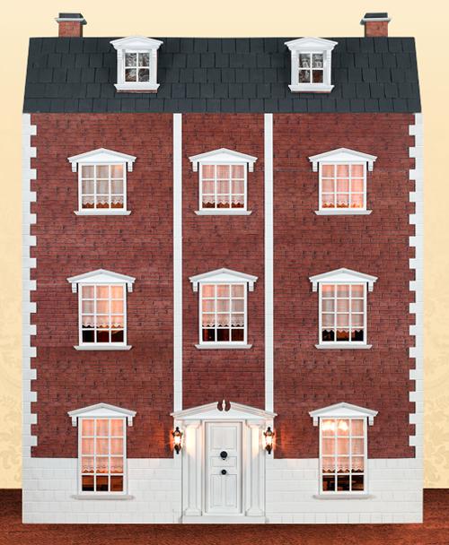 fachada victoriana