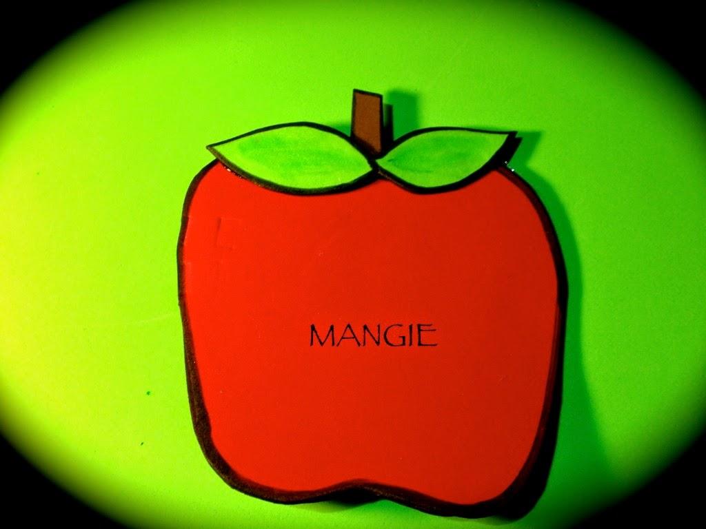 Manzana porta posit
