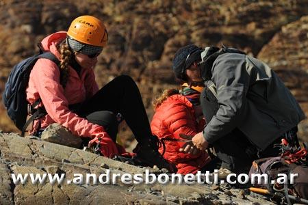 Trekking en el Glaciar Viedma - Viedma Glacier - Patagonia - Andrés Bonetti