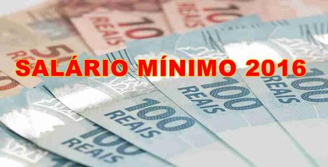 Salário mínimo passará a R$ 871 a partir de janeiro
