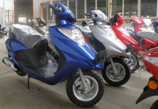 Motos Electricas en Chile $450.000