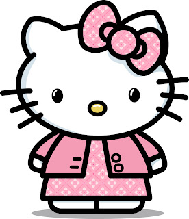 hello kitty   fashion victim by 3dera gambar hello kitty terbaru