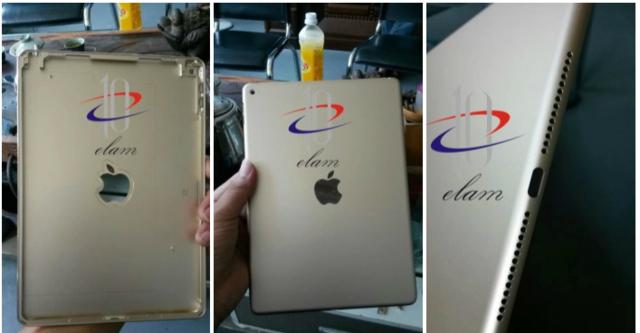 "iPad Air ""thay áo"""